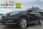☆╮益群汽車╭☆2012年納智捷U7 2.2T SPORT版紅黑內裝僅跑7萬公里