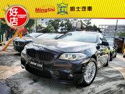 明士汽車《保證實車實價登錄 一手車 里程保證》11年528i M5樣式 3.0