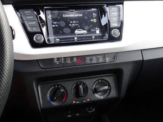 中古車 SKODA Fabia 1.0 TSI 圖片