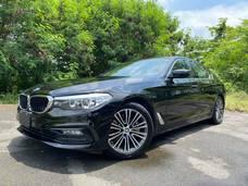 新泰汽車 BMW 530I 黑 2018年出廠  #38518