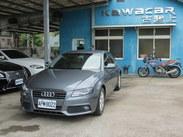 古馳上實價全額刷卡2012年式 AUDI A4 1.8TFSI 客戶換車便宜轉售