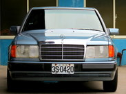 古馳上實價 可刷卡 1988年4月出廠 BENZ 230E W124前期鈑金健康