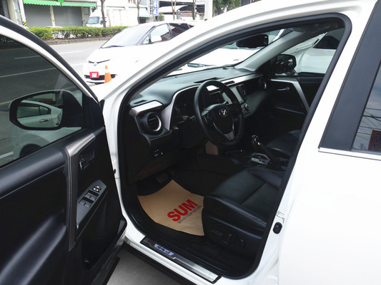中古車 TOYOTA RAV-4 2.5 圖片