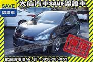 大信SAVE 2011年式 GOLF GTI 渦輪增壓 無待修 低里程 實車實價