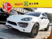 明士汽車《保證實車實價登錄 一手車 里程保證》2013 保時捷 凱燕 3.0柴油