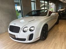 豐群汽車 Bentley GT Supersports 敞篷 2012年 總代理