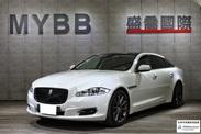 JAGUAR 2012式 XJL 3.0柴油 比大七還好開 盛喬國際