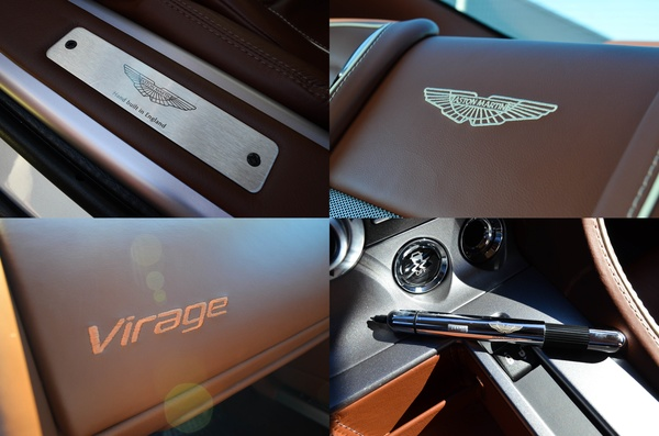 中古車 ASTON MARTIN Virage 6.0 圖片