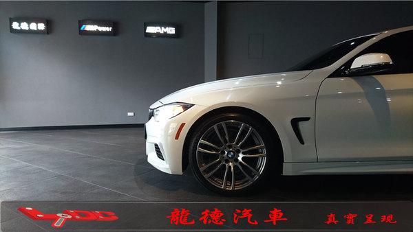 中古車 BMW 4 Series Gran Coupe 428i 圖片