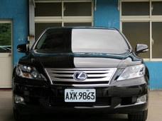 古馳上精選實價2011年6月出廠LEXUS LS600HL四驅節能 豪華油電車