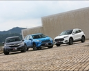 盟主爭霸戰(下) Ford Kuga 180 vs.Toyota RAV4 2.0 vs. Honda CR-V 1.5 VTi-S